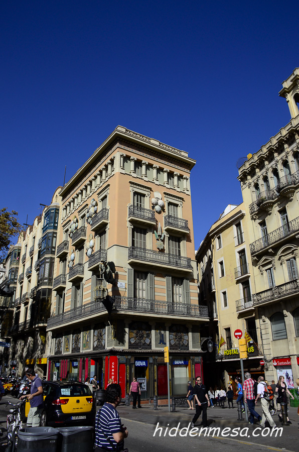 Old Spanish Architecture