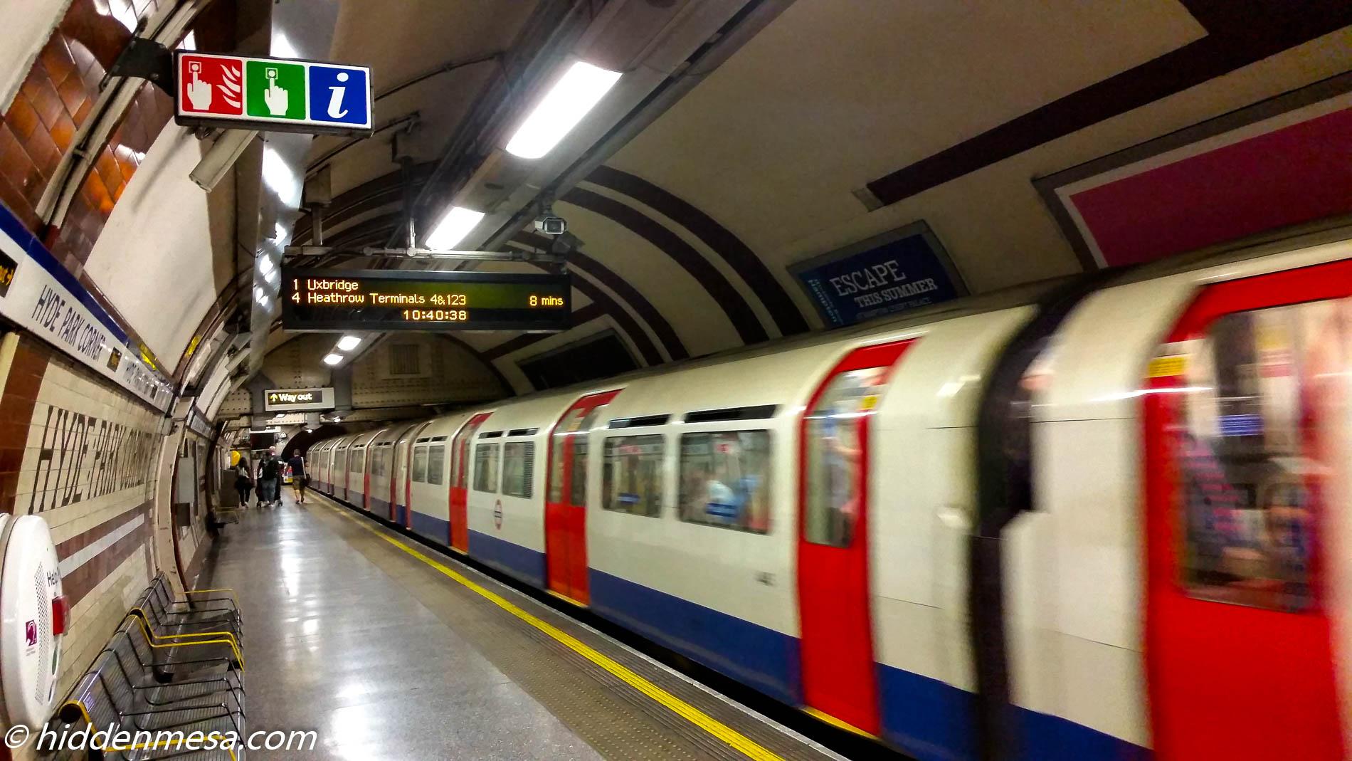 Underground Platform