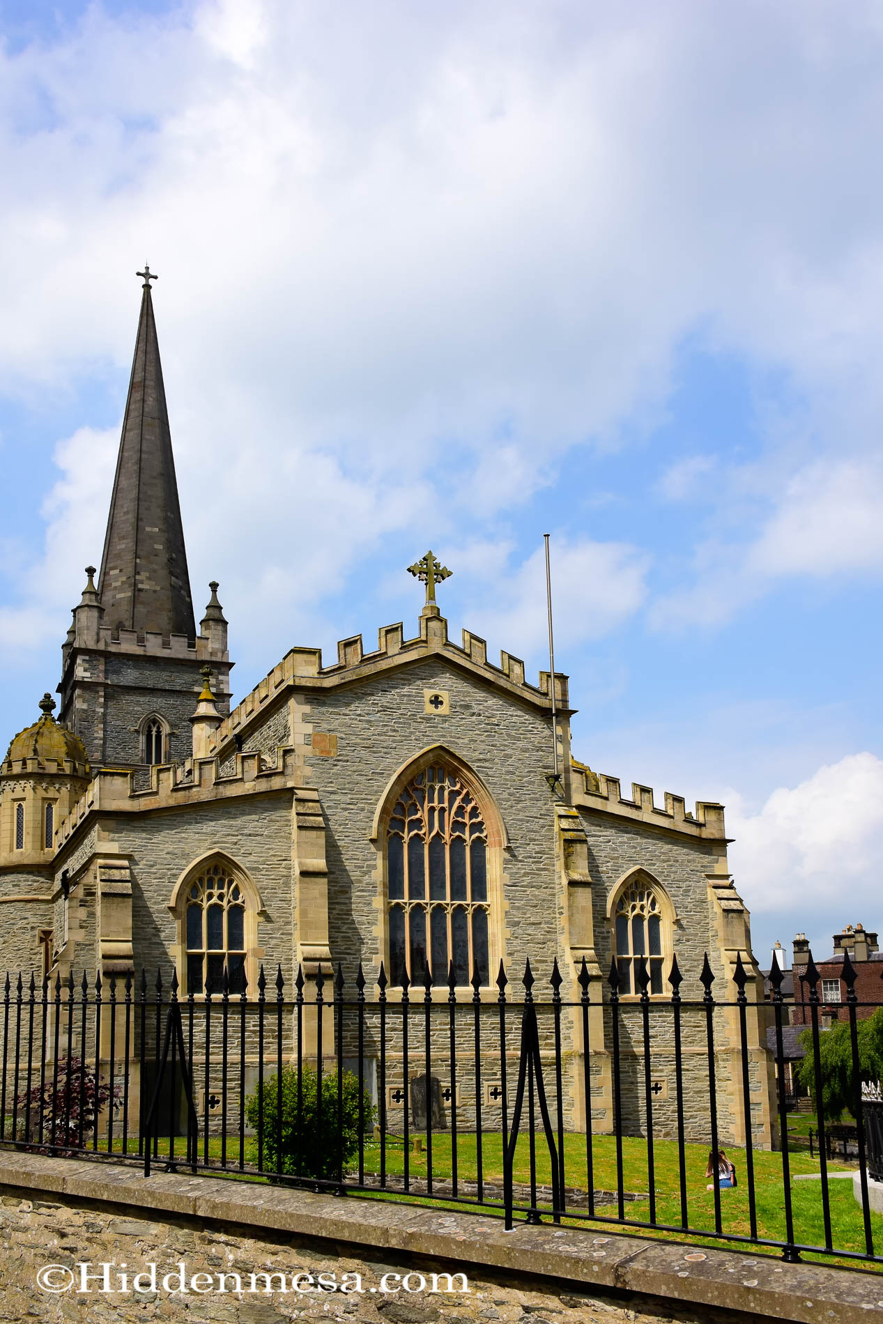 St. Columb's Cathedral, Londonderry, Ireland
