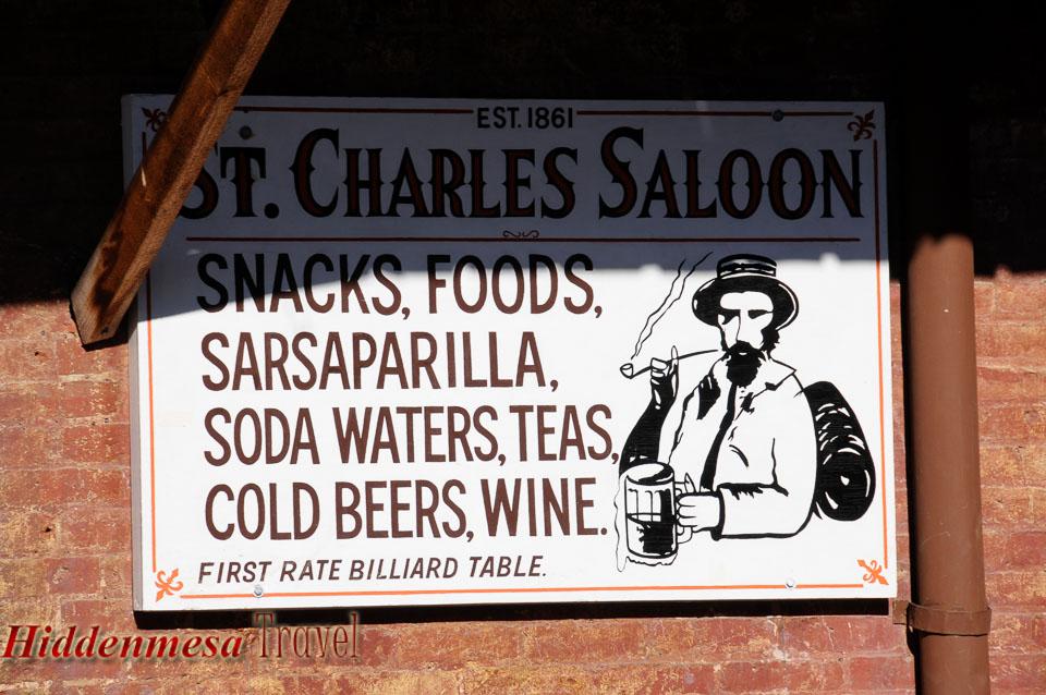 St Charles Saloon