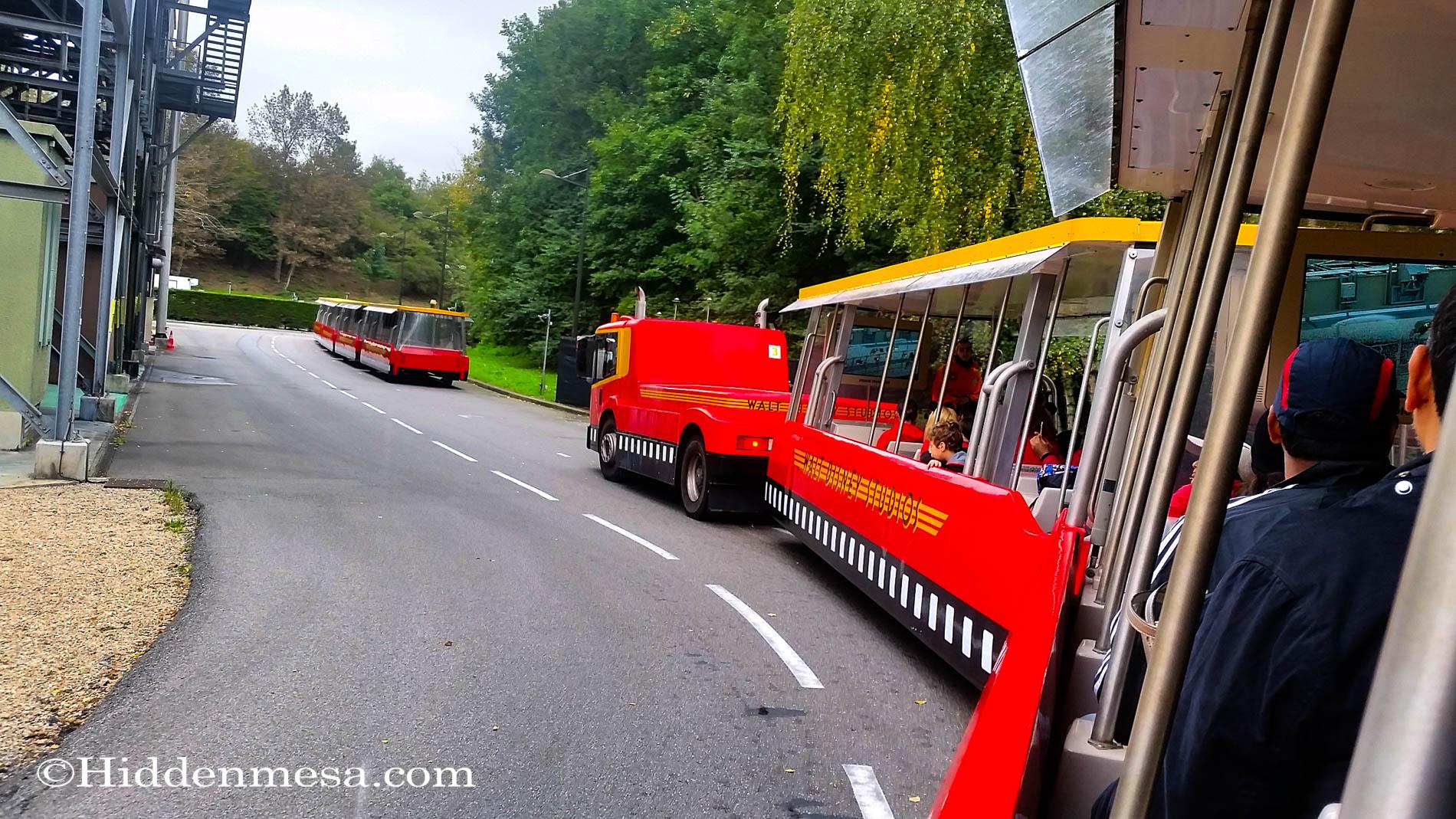 Studio Tram Tour