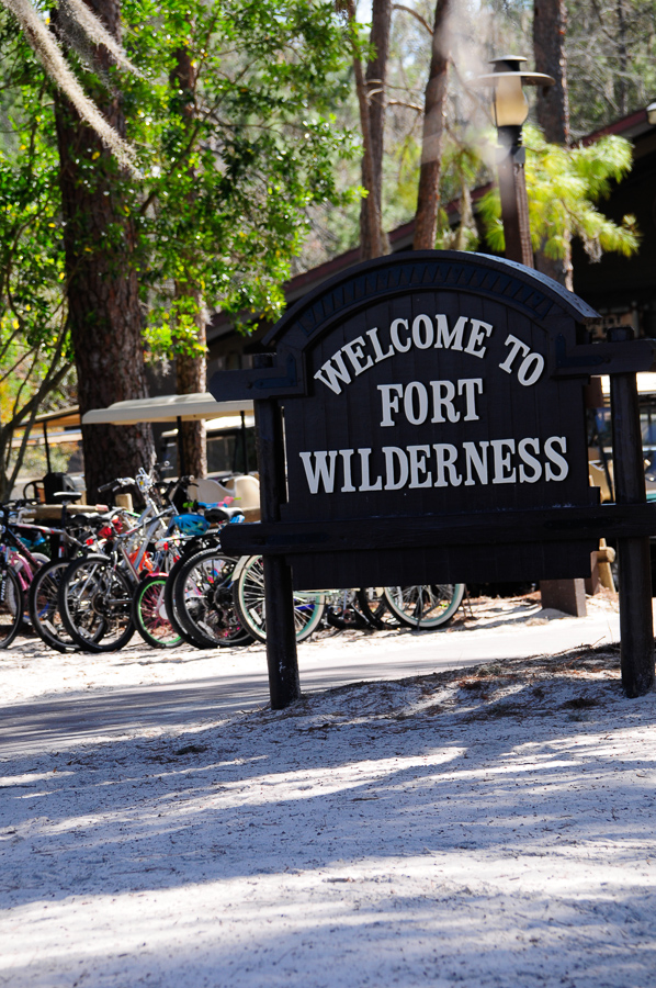 Fort Wilderness Landing