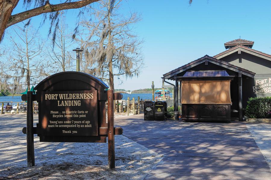 Fort Wilderness Landing