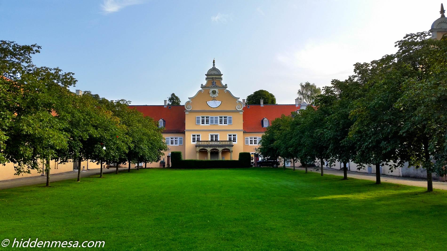 Hotel Jagdschloss Kranichstein Museum