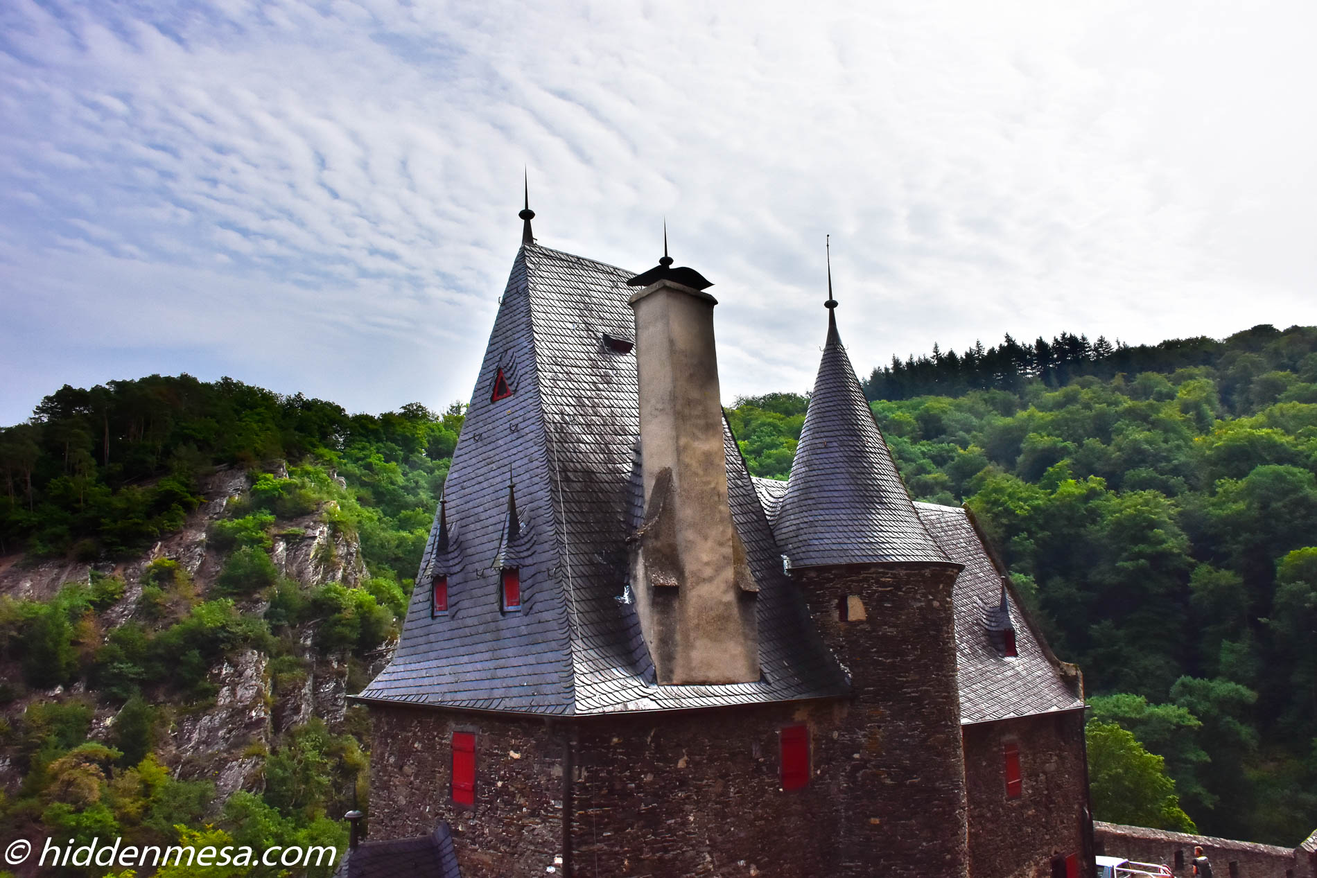 Castle Eltz Additions