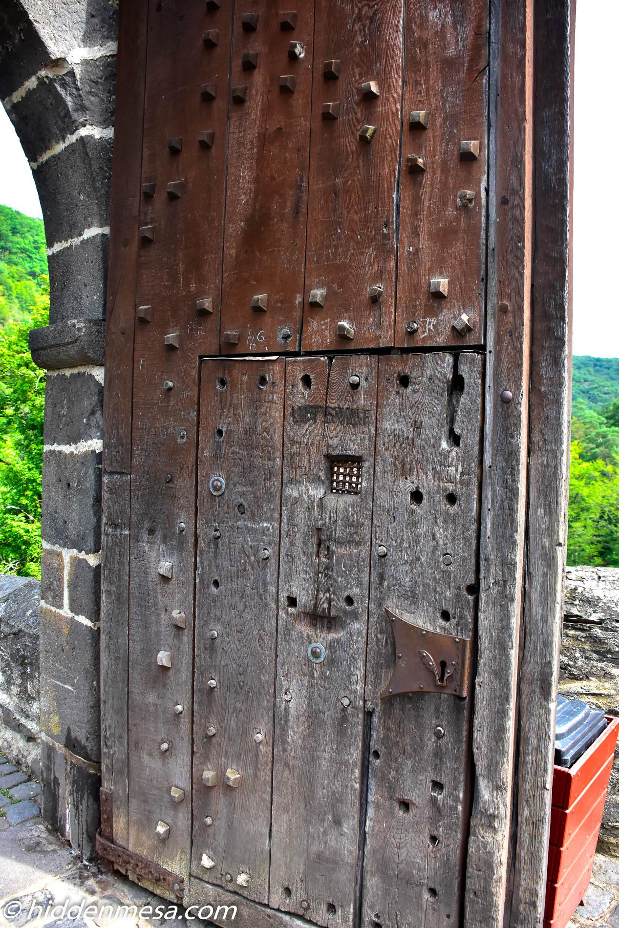 Castle Eltz Gate