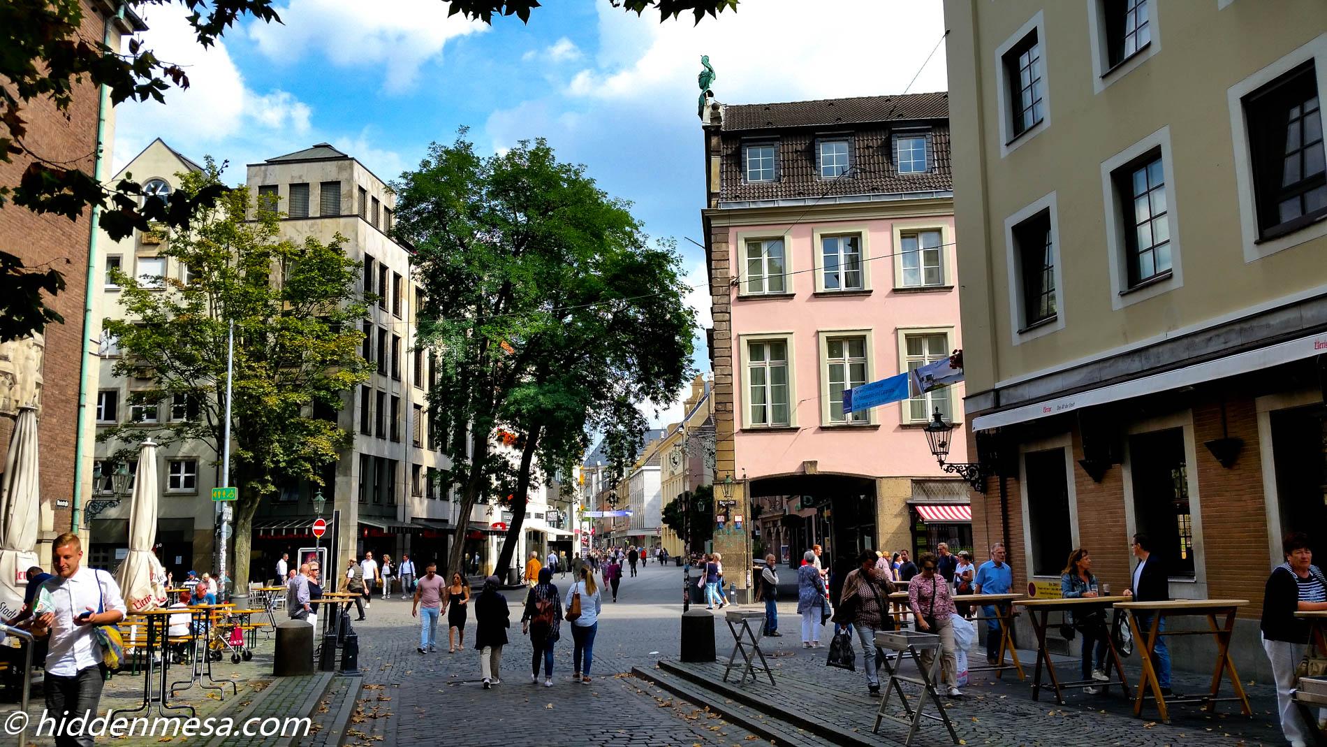 Altstadt, Dusseldorf