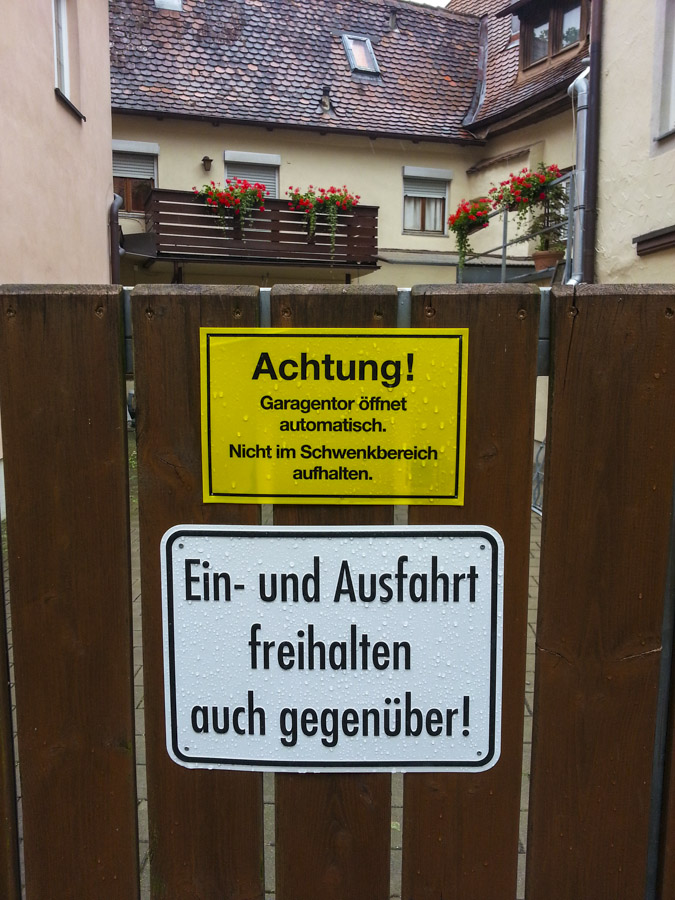 German Sign