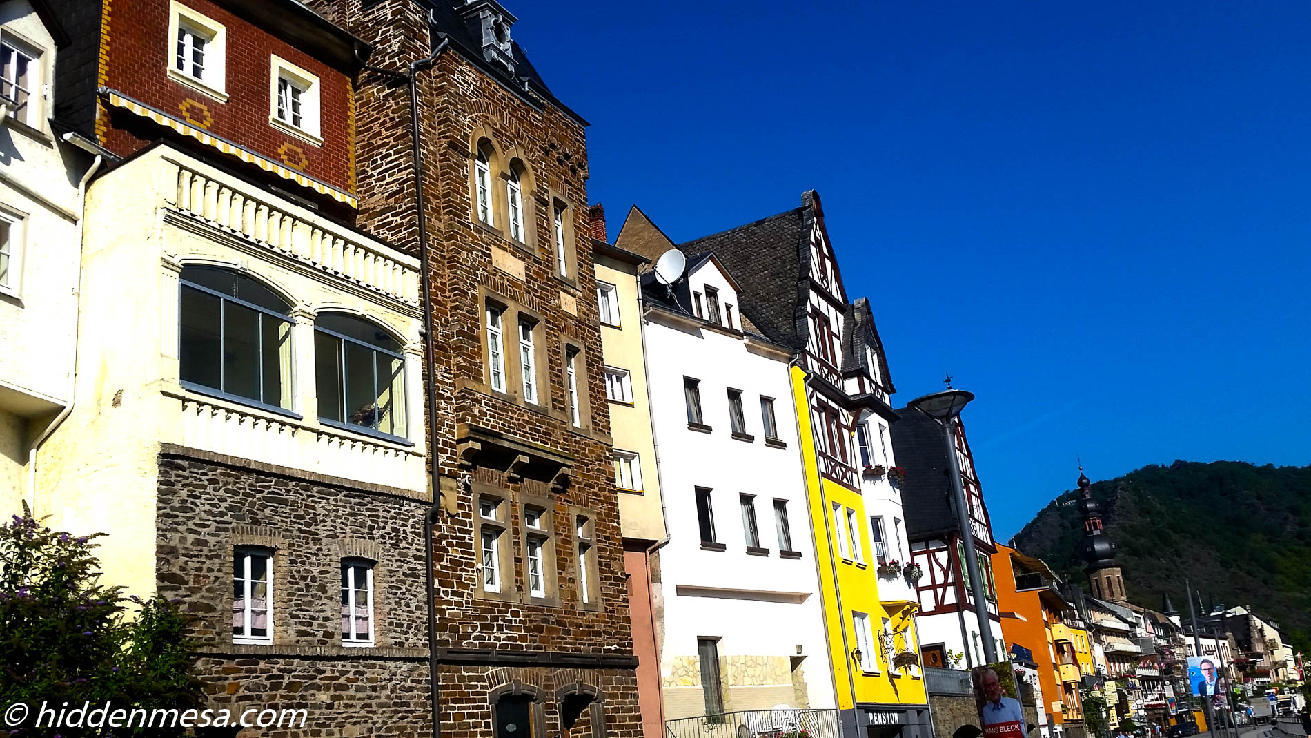 Old Town in Cochem