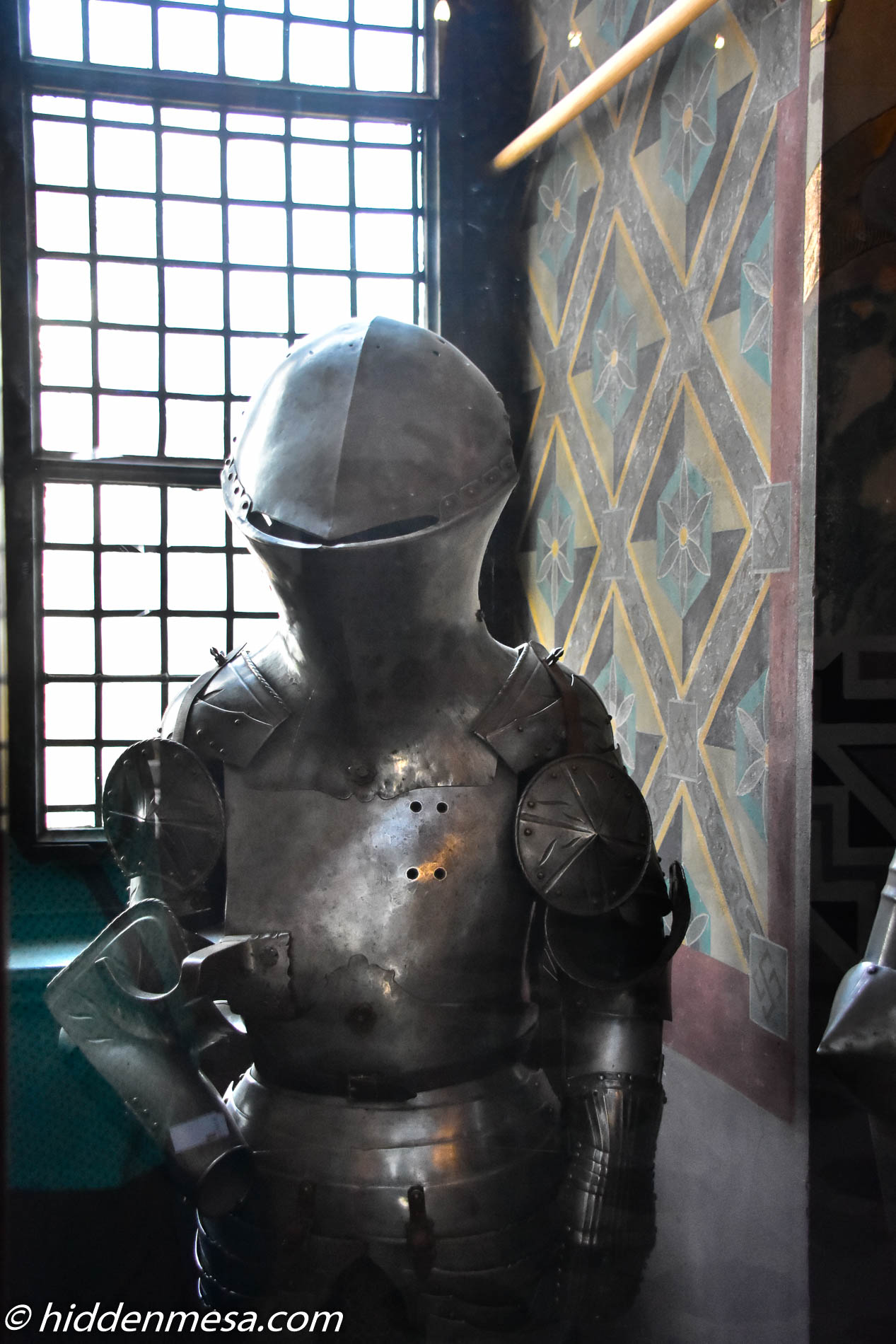 Suit of Armour Preserved