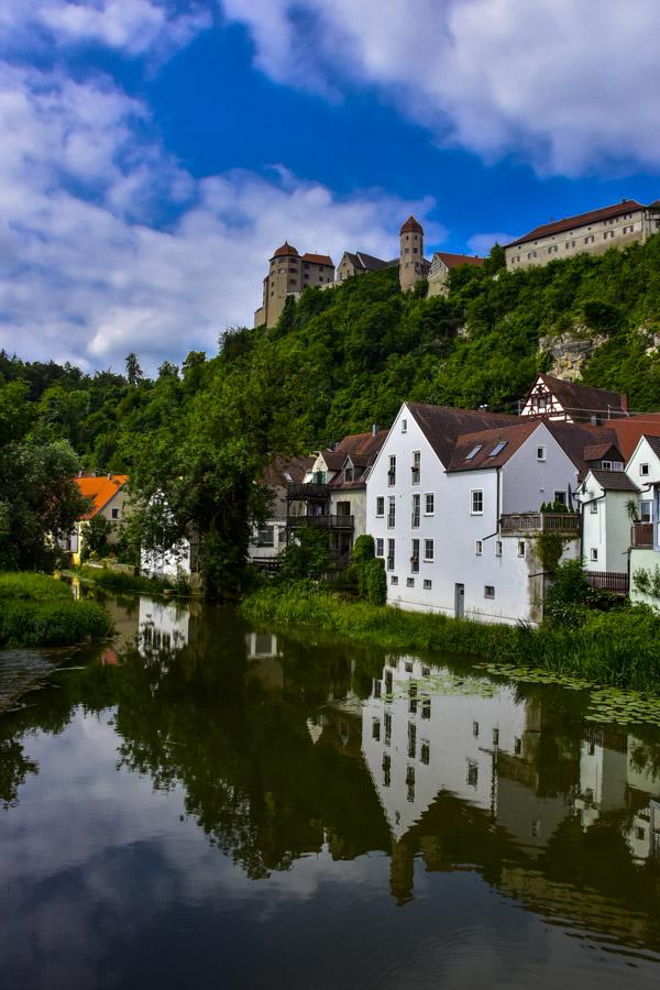 Town of Harburg