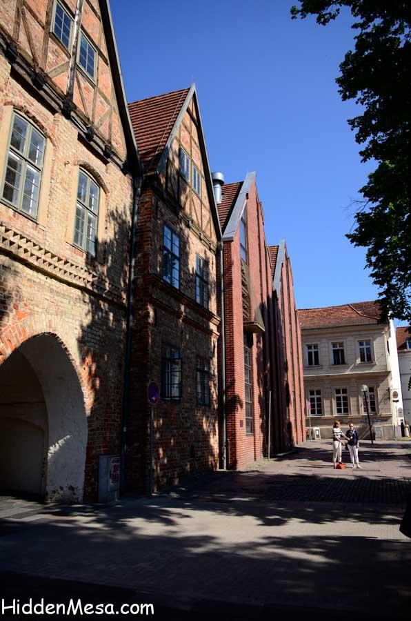 Historic Schwerin