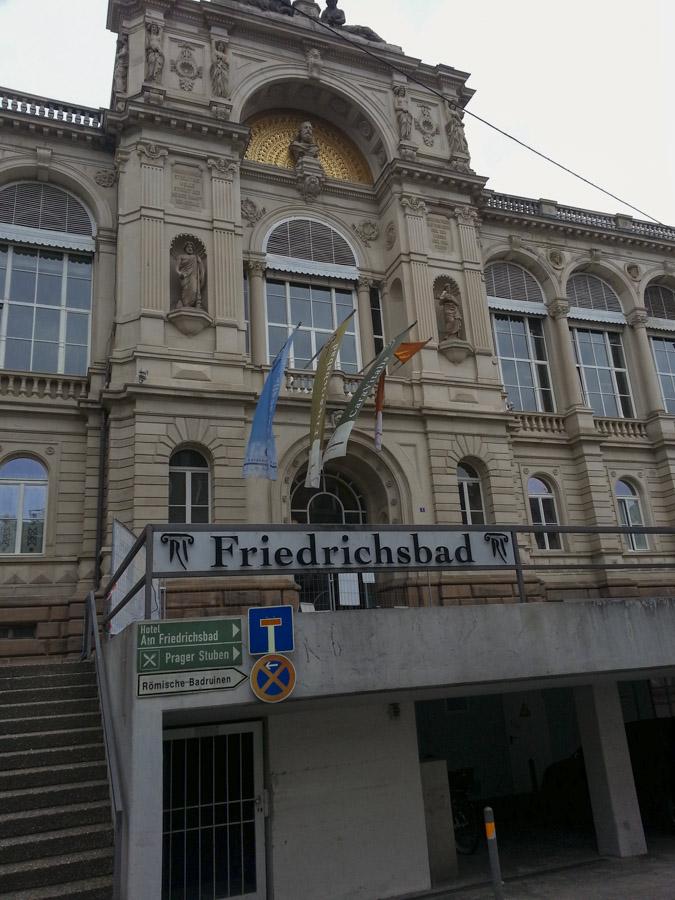 Building in Baden Baden