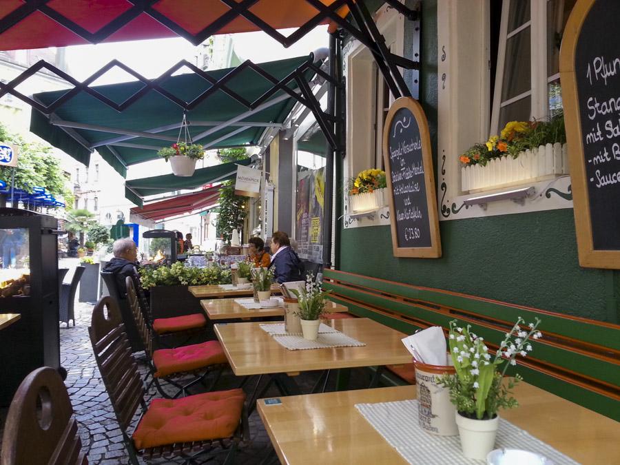 Cafe in Baden Baden