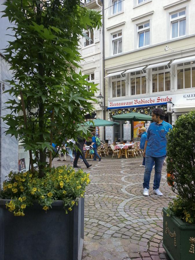 Old Town Baden Baden