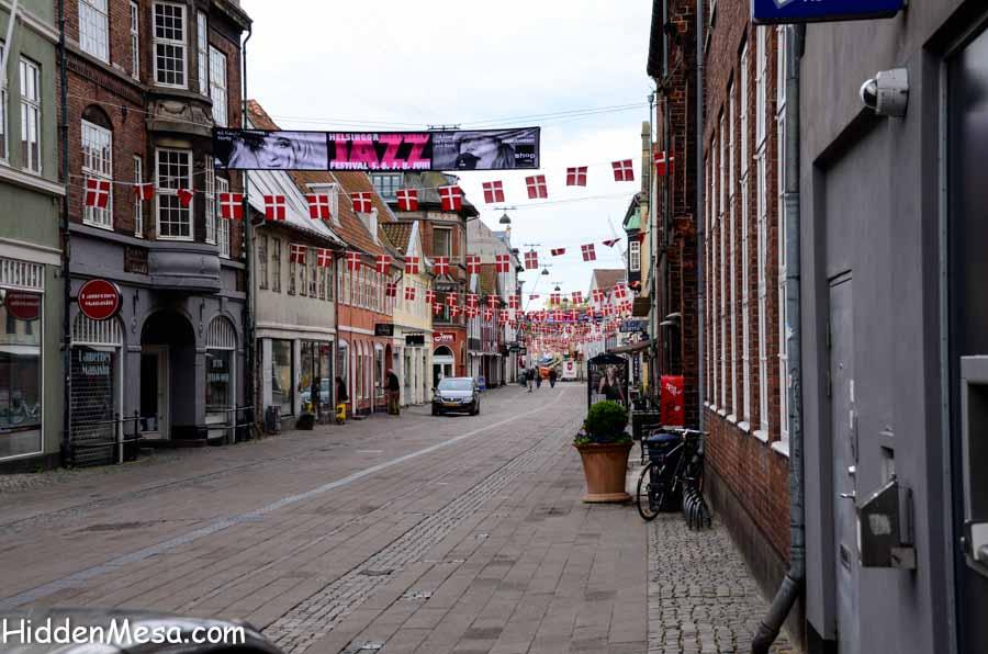 Helsingor Streets