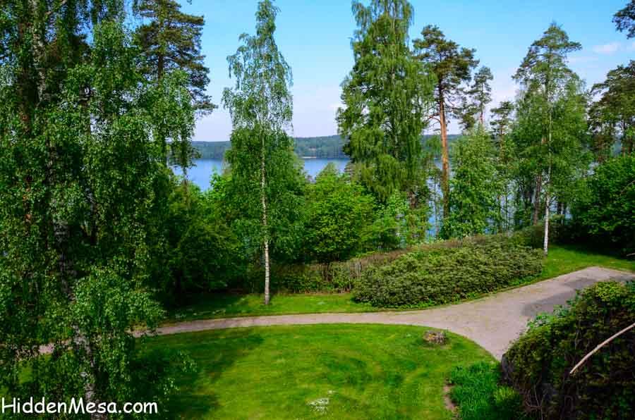 Lake near Helsinki