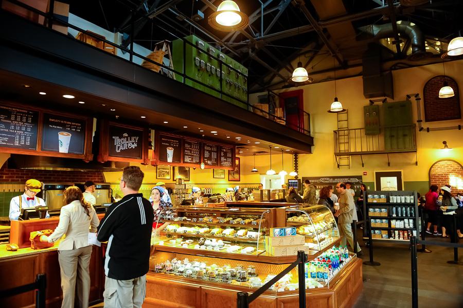 Torlley Car Cafe
