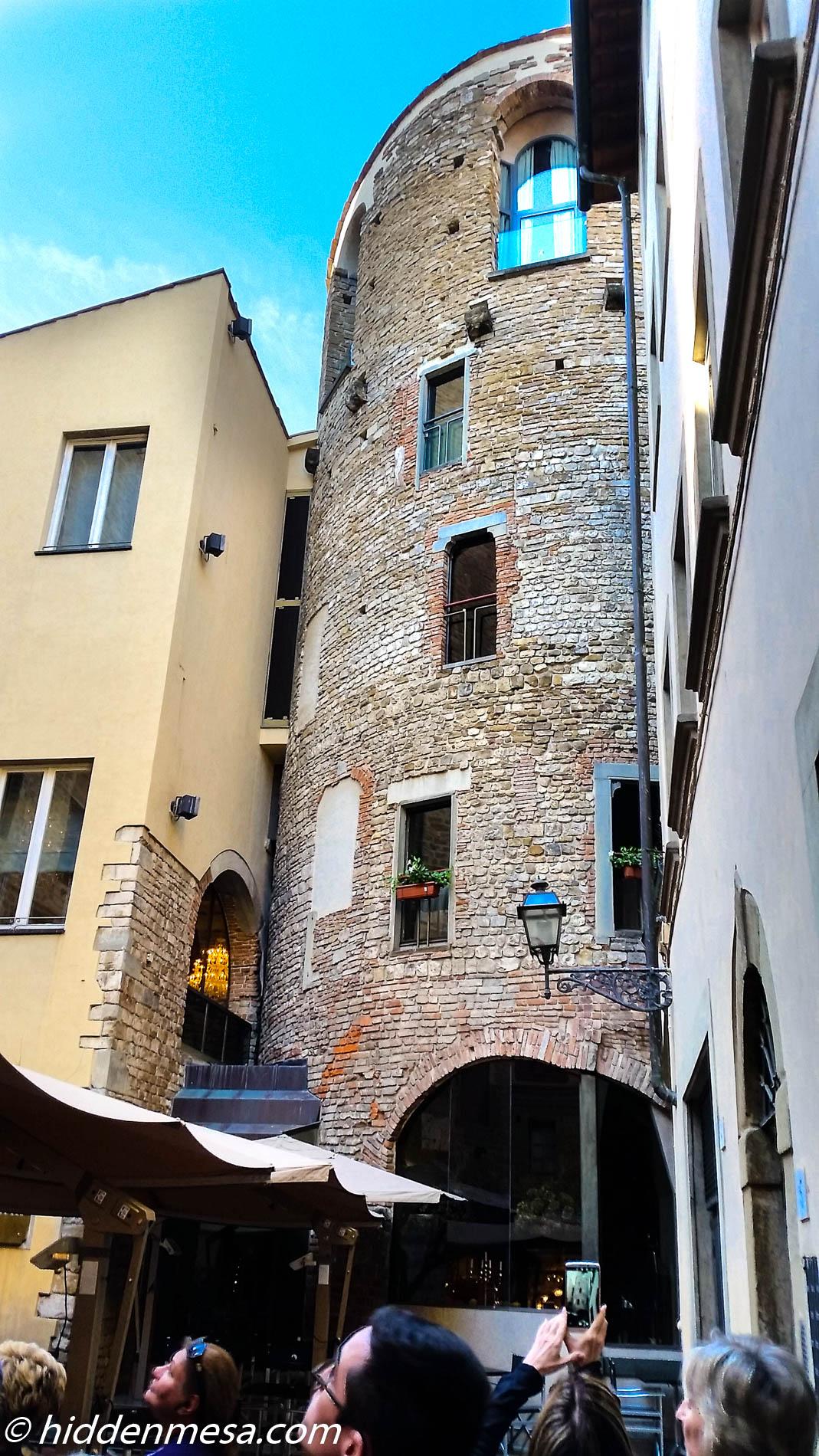 6th Century Building