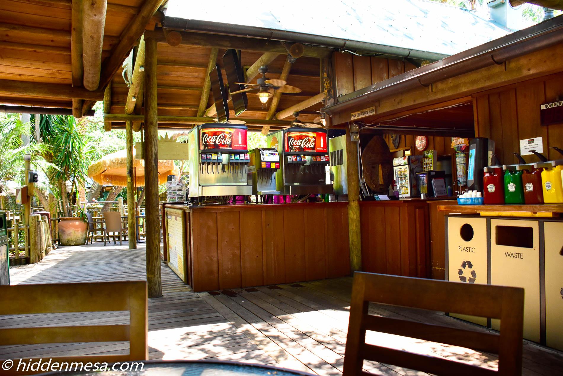 Toucan Tina's Snack Bar