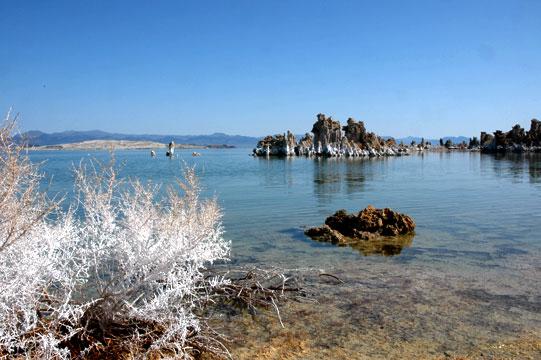 Image of Mono Lake