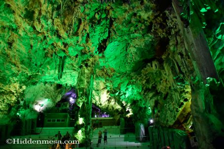 St. Michael's Cave, Gibraltar for a day