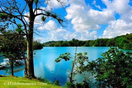 Gatun Lake, Colon, Panama