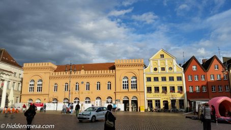 Market Square Schwerin