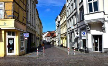Early Morning in Schwerin