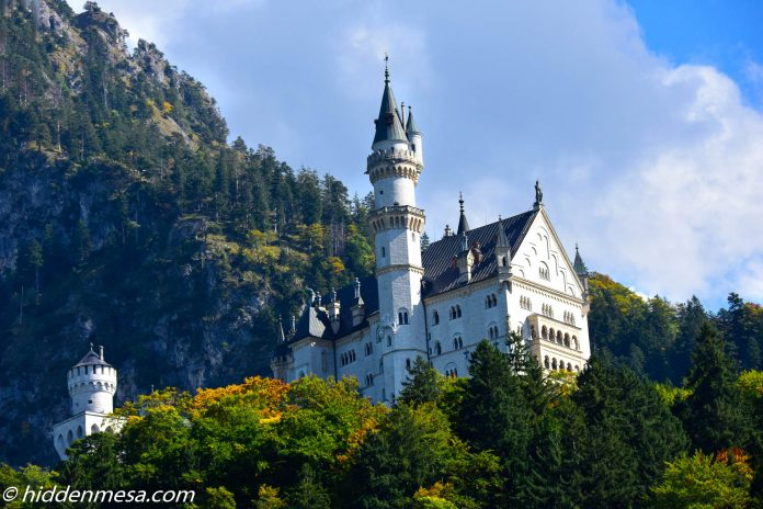 Neuschwanstien Castle