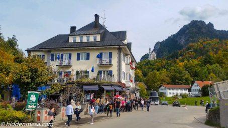 Vilage of Schwangau