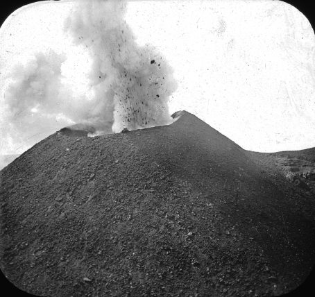 Vesuvius_(erupting),_Brooklyn_Museum_Archives
