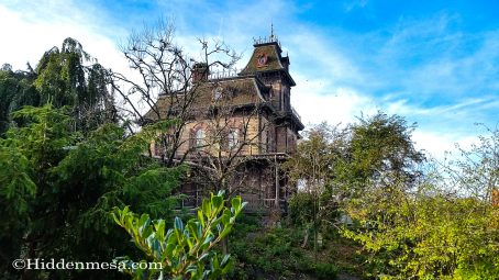Phantom Manor, Disneyland Paris