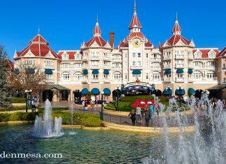 Disneyland Hotel, Disneyland Paris