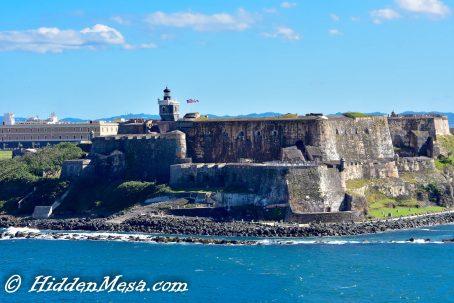 Castillo de San Felipe del Morro