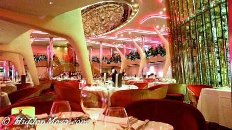 The Grand Cuvee Dining Room