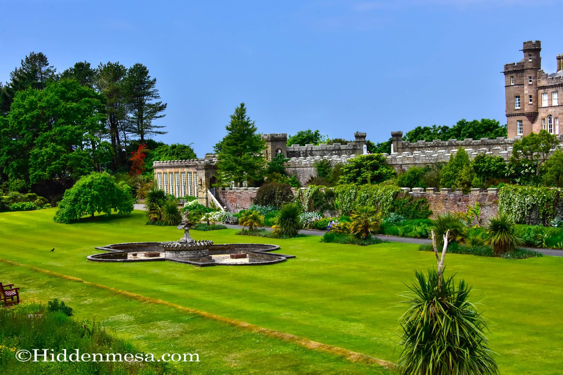 Cluzean Gardens