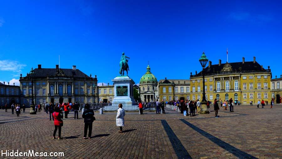 Amaleinborg Palace