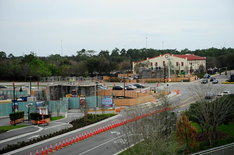 Pedestrian Overpass?