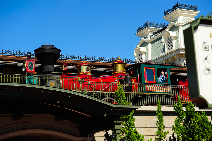 Disney' Rail Road