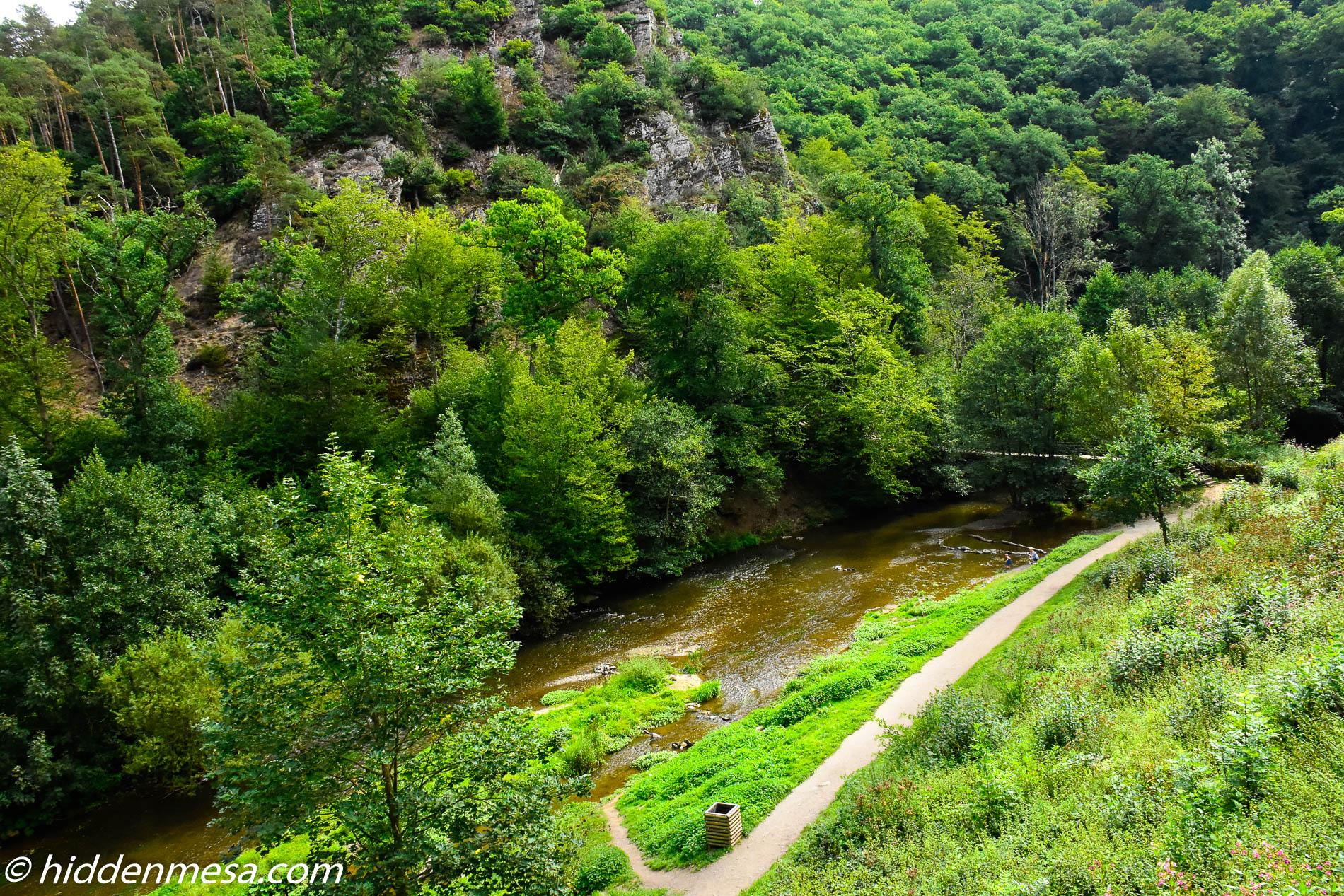 River Eltz