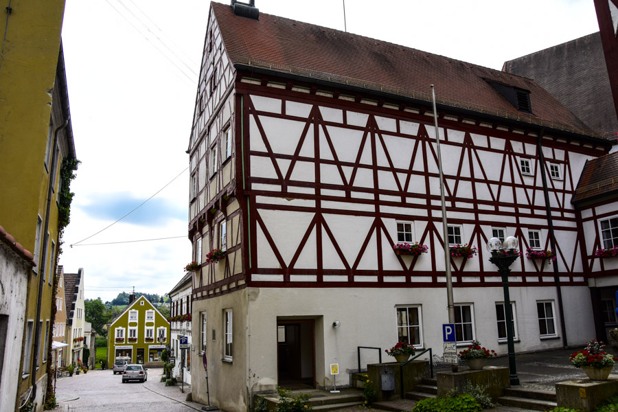 Town of Harburg
