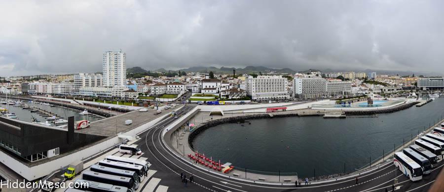 Port of Ponta Delgada