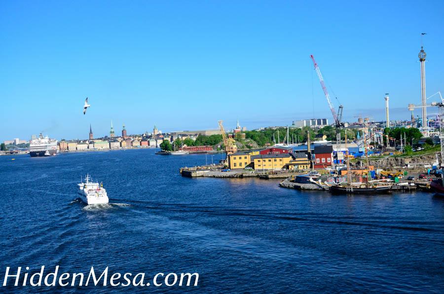 Port of Stockholm