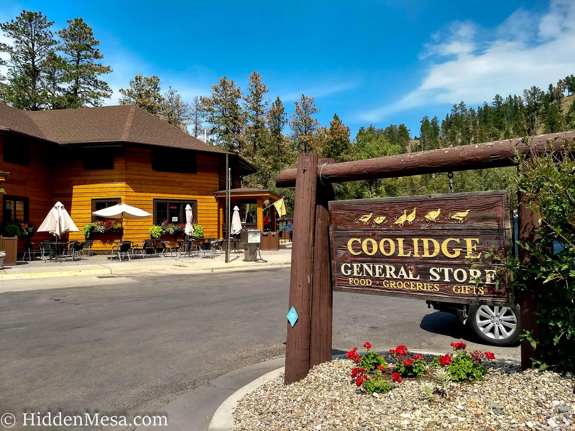 Coolidge General Store