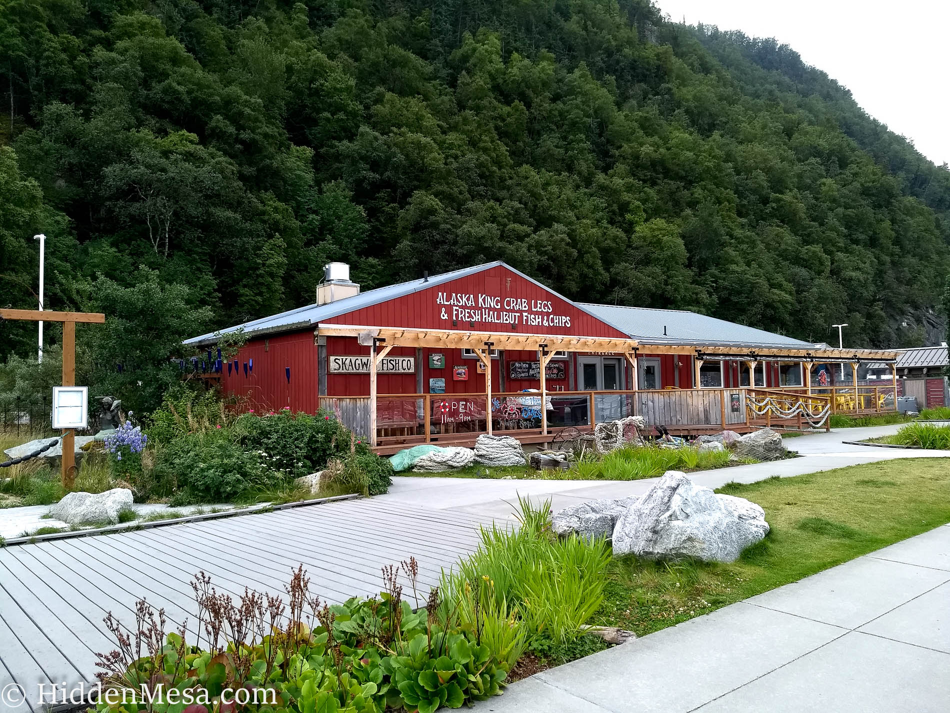 Skagway Fish Co.