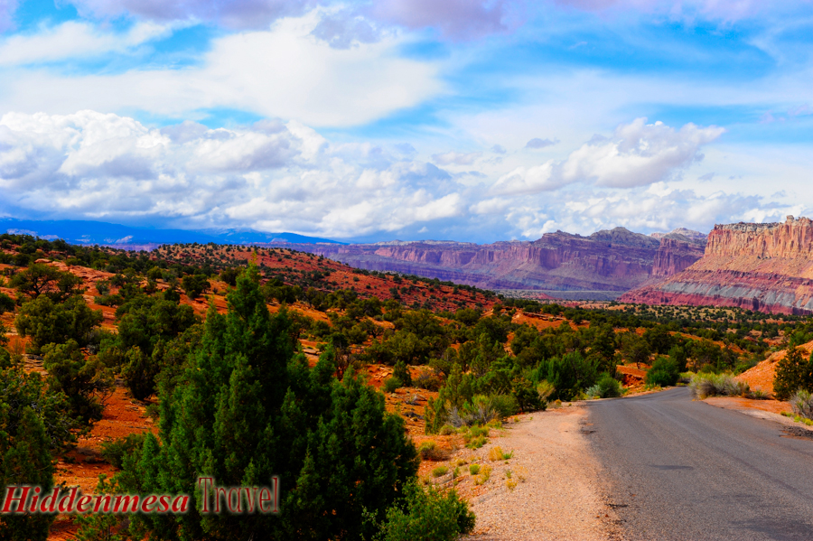 Capitol Reef – The Waterpocket Fold