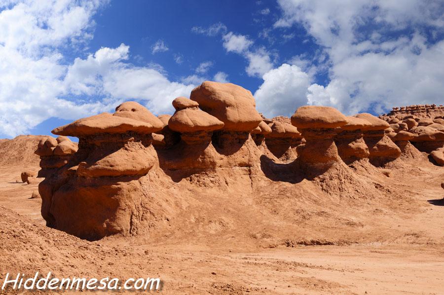 Goblin Valley – Utah's Weirdest Rocks