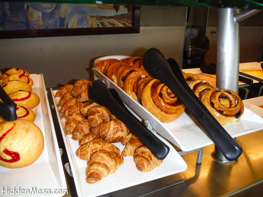 Is the Food Quality aboard Cruise Ships Changing?