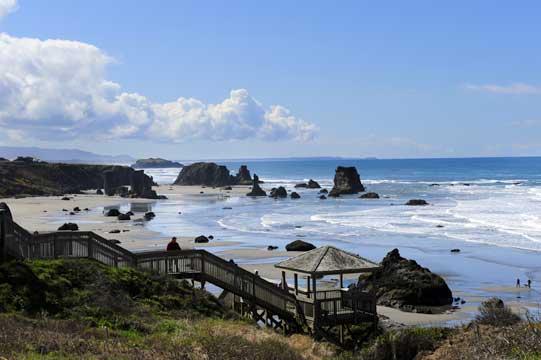 Oregon Coast – Brookings to Bandon